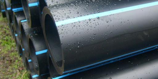 لوله پلی اتیلن 250 میلیمتری 10 اینچ